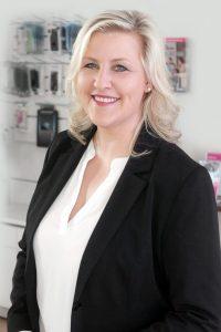 Stefanie Wendel-Richter, Vertriebsleitung