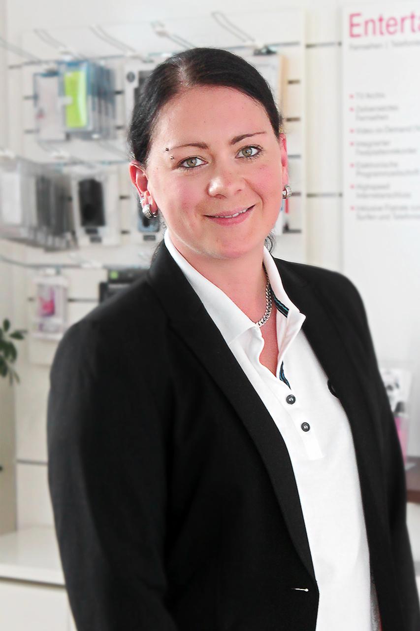 Marika Richter, Filialleiterin